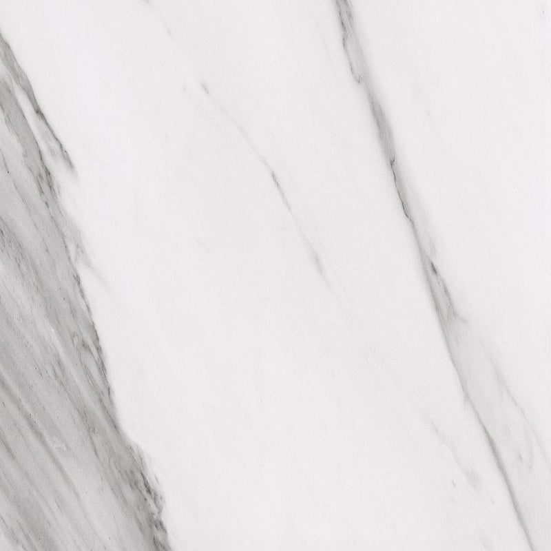 "Angel Collection Nova 24"" x 24"" Bianco Carrara"