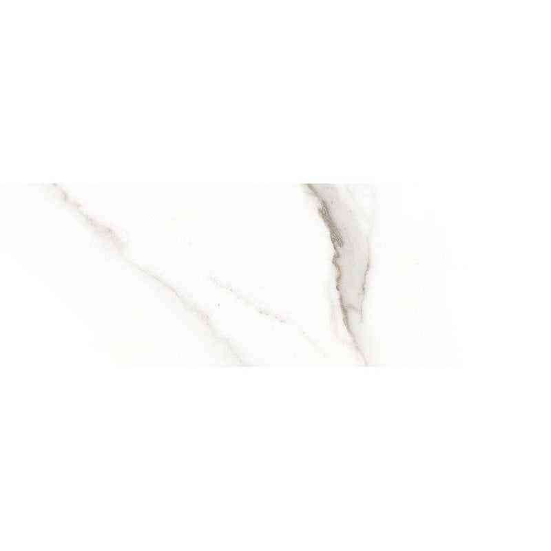 "Angel Collection Mayfair 4"" x 12"" Calacatta Polished"