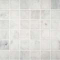"MS International Marble 12"" x 12"" 2 x 2 Mosaic Greecia White"