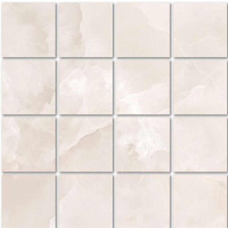 "Angel Collection Madras 3 x 3 12"" x 12"" Perla Polished"