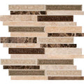 "MS International Decorative Blends 12"" x 12"" Stonegate"