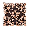 "Daltile Massalia Button Frieze 1"" x 1"""