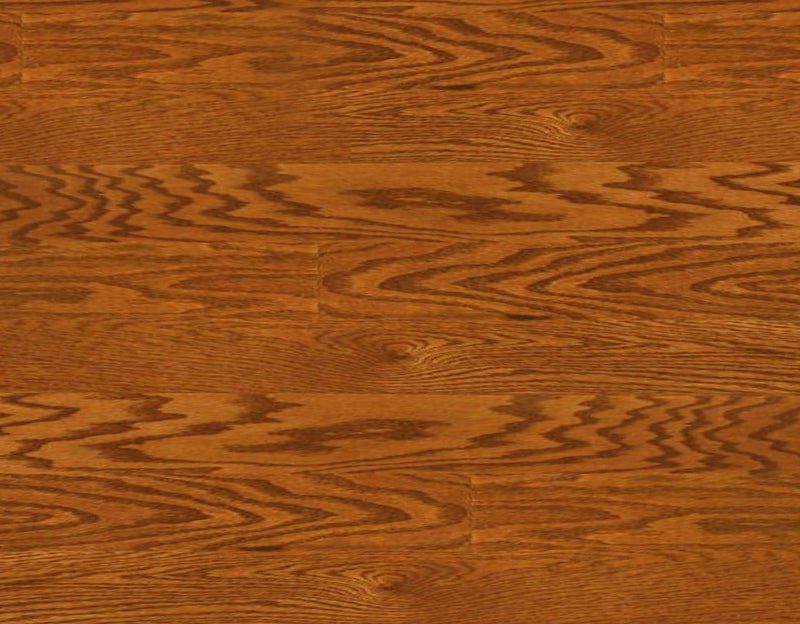 "Angel Collection Oak Street 5"" x RL Natural Red Oak"