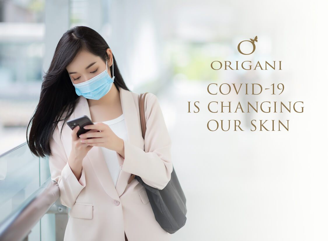 Is Covid-19 making our skin more Sensitive?