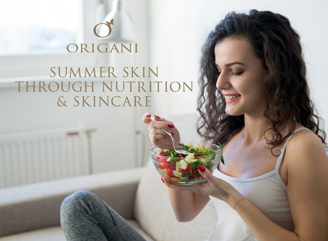 Get Beautiful Summer Skin: Nutrition & Skincare
