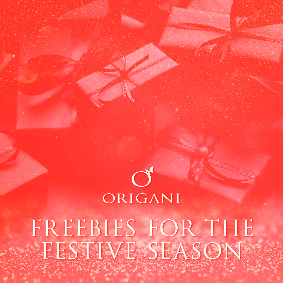 Festive Freebies - Buy A Gift For A Loved One & We'll Throw In Some Extra Sparkle