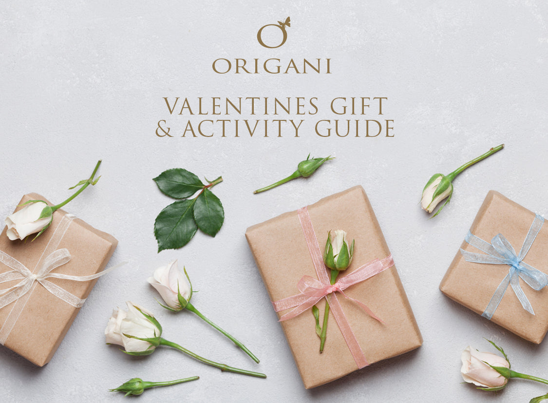 Origani Valentines Gift & Activity Guide