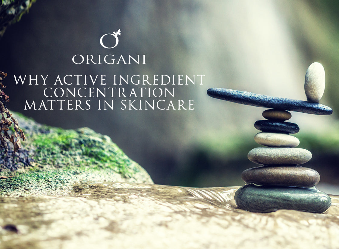 Why Active Ingredient Concentration Matters In Skincare
