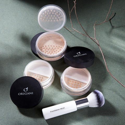 Mineral Foundation 5