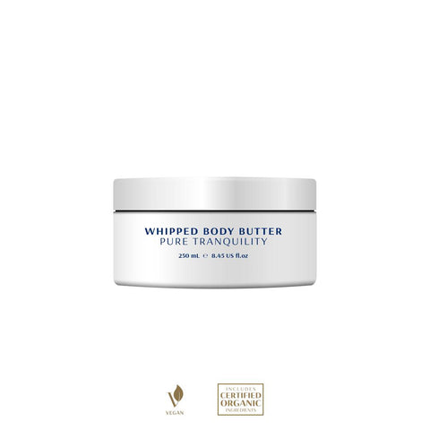 ORIGANI Body Whipped Body Butter Pure Tranquillity