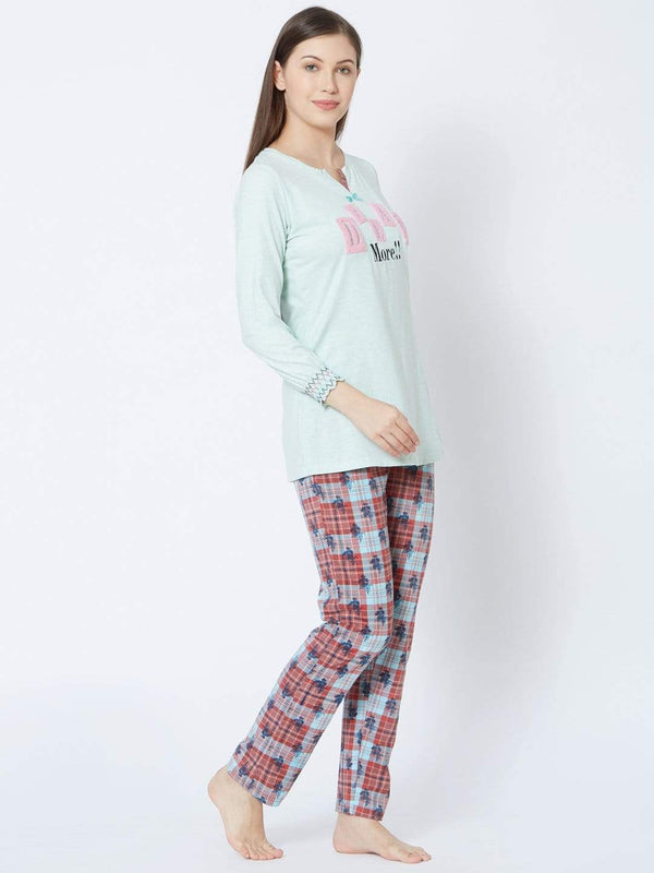 Dream More Pyjama Set