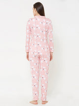 Quirky Polar Bear Pyjama Set