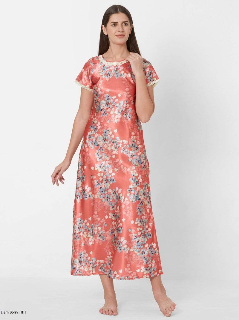 Sprinkles Maxi Night Gown