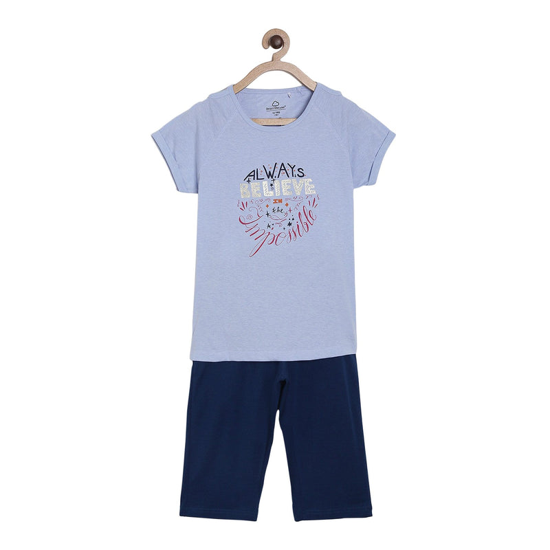Believing Impossible Pyjama Set