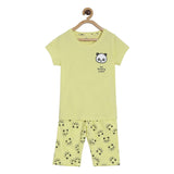 Hello Panda Capri Set