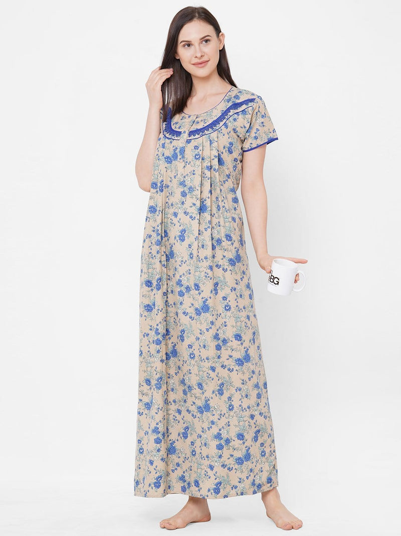 Alluring Maxi Nightgown