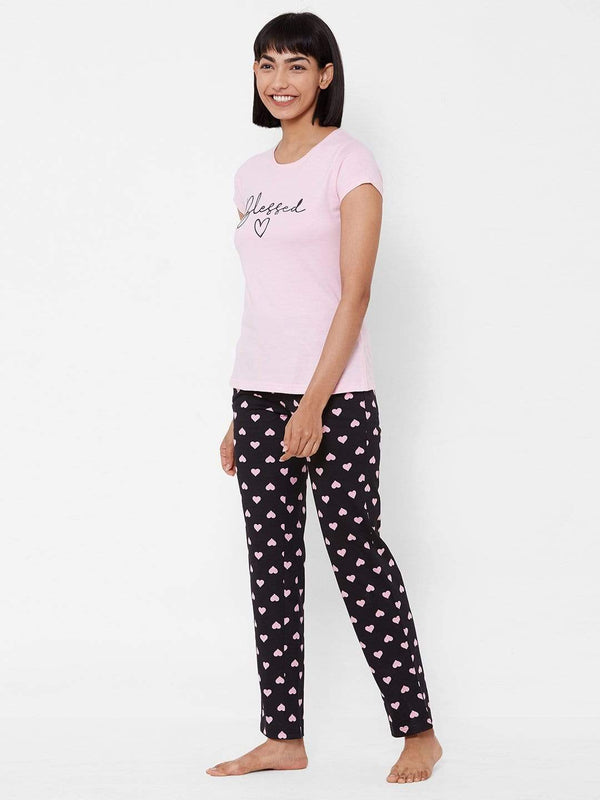 Blessed Hearts Pyjama Set