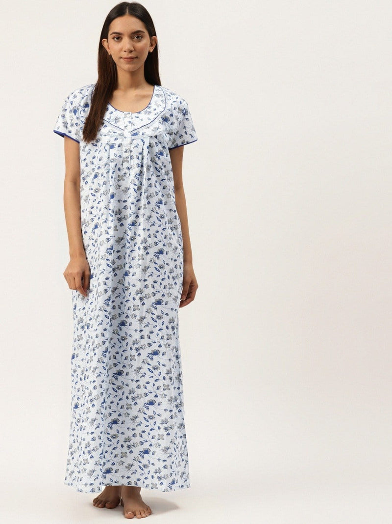 Comfy Much Maxi Nightgown