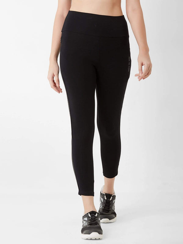 High Waist Trackpants