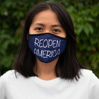MTG-Inspired 'Reopen America' Face Mask