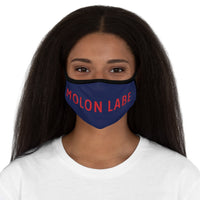 MTG-Inspired 'Molon Labe' or 'Come and Take It' Face Mask