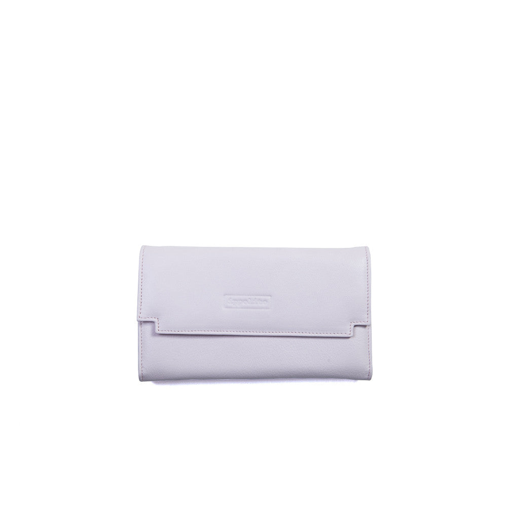Zaira Wallet in Candy Pink