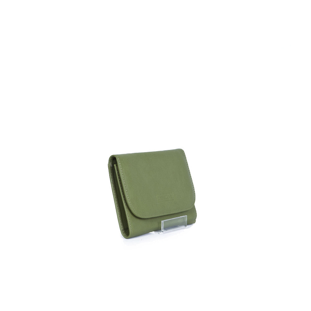 Rawan Wallet in Olive