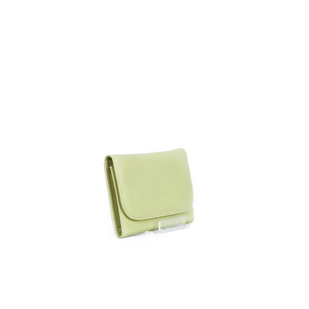Rawan Wallet in Lime