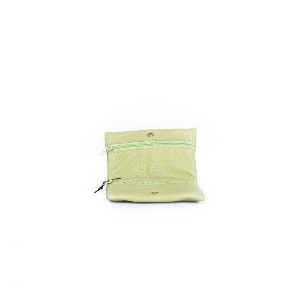 Deema Wallet in Lime