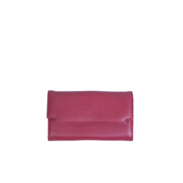 Zaira Wallet in Red