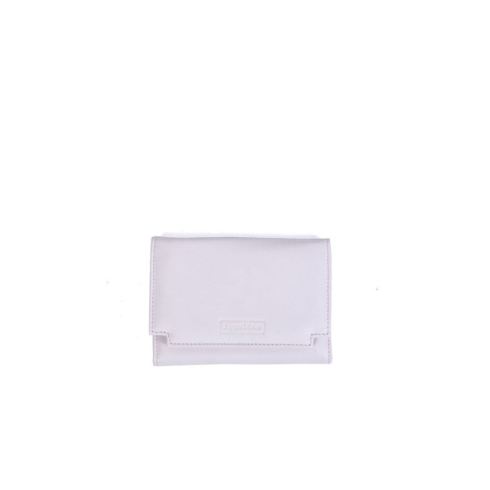 Rawan Wallet in Baby Pink