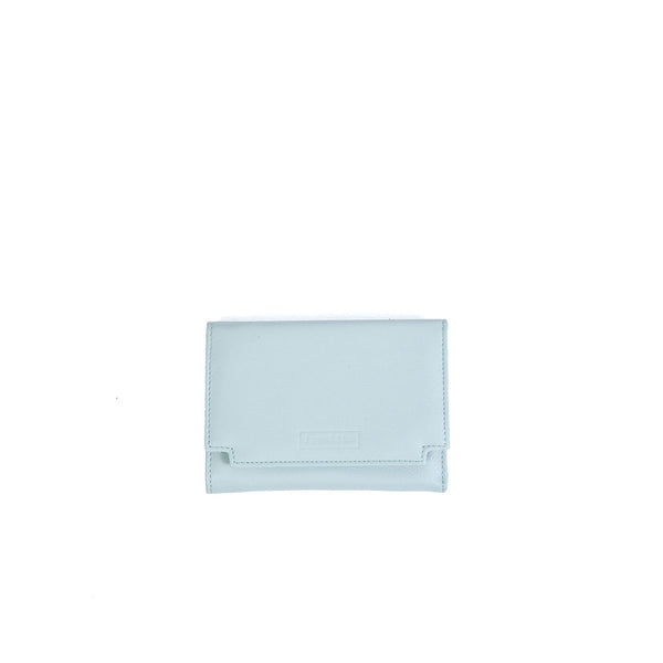 Rawan Wallet in Baby Blue