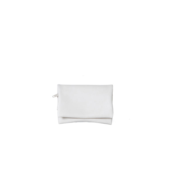 Deema Wallet in Cream