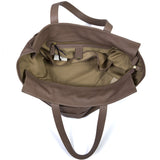Maternity Shopping Bag in Taupe