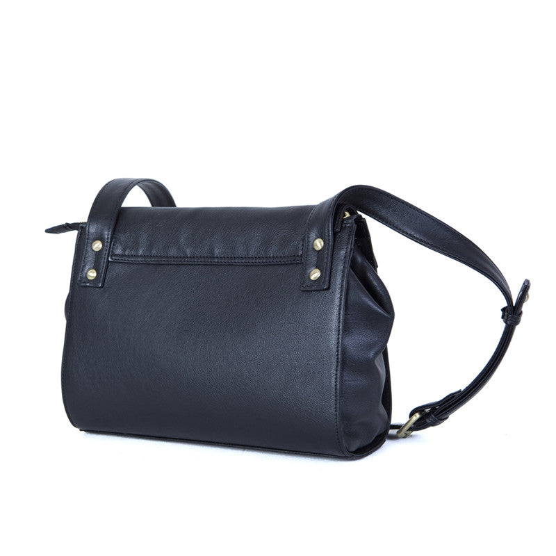 May Messenger in Black