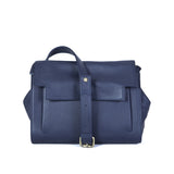 May Messenger in Navy Blue