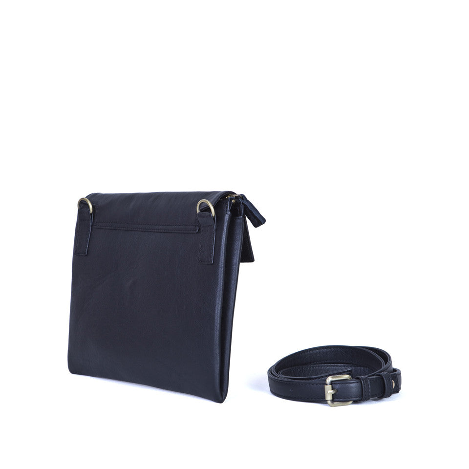 May Clutch in Black