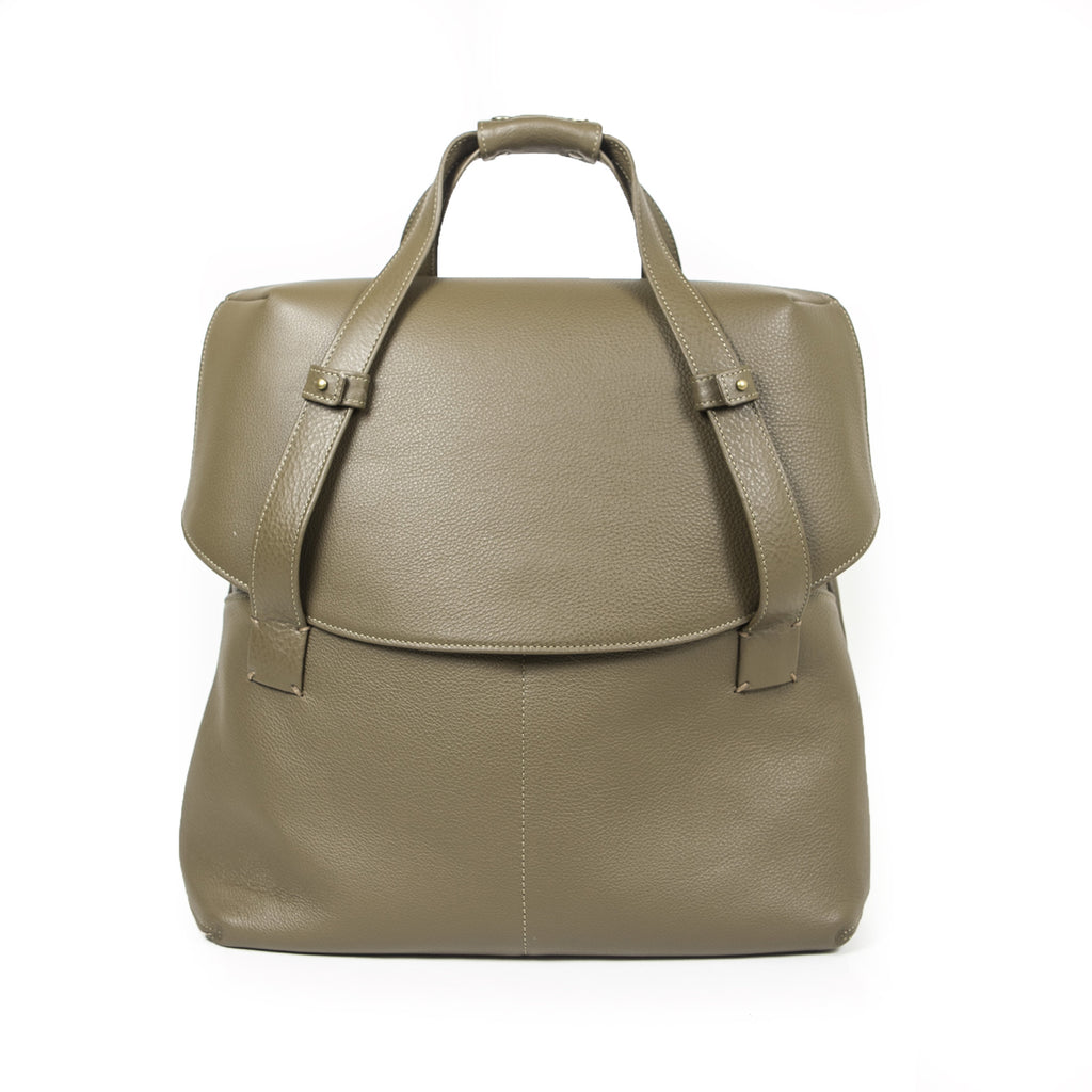 X Boogie - Annie Backpack in Olive