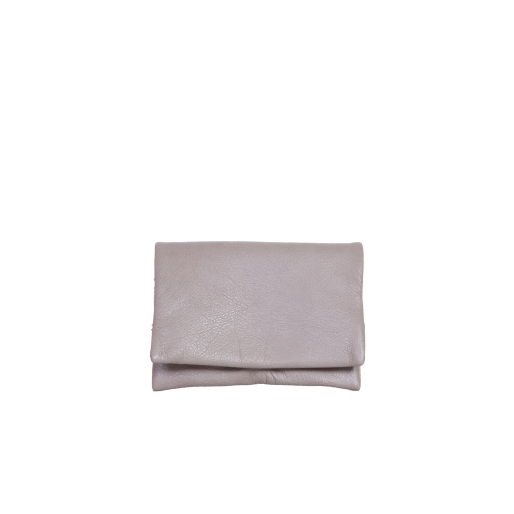 Deema Wallet in Taupe