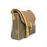 X Boogie - Lexi in Olive, Choco Brown & Mustard