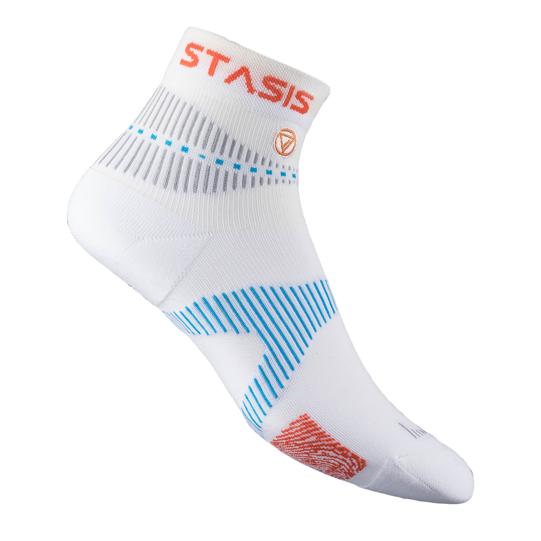 VOXX STASIS ATHLETIC MINI-CREW weiß