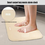 LED Display Alarm Clock Rug.