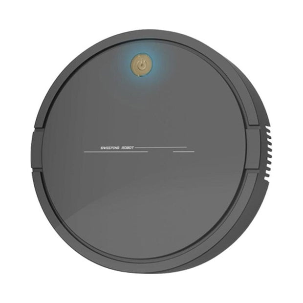 INTELLIGENT ROBOT VACUUM CLEANER.