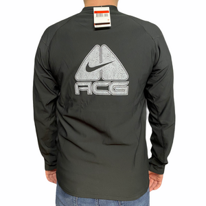 Early 2000s Nike ACG Dri-Fit Top in Black