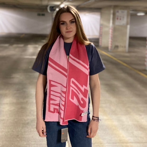 Early 2000's Nike Pink Scarf