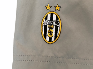 Early 2000s Nike Juventus 2003 Shorts in Grey