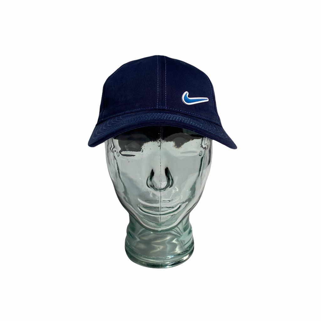 Early 2000's Nike Hat in Dark Blue