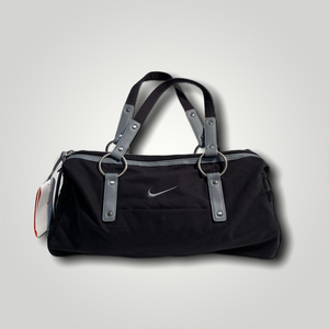 Early 2000's Nike Handbag in Black & Grey