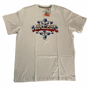 Early 2000s Nike Air T Shirt in White