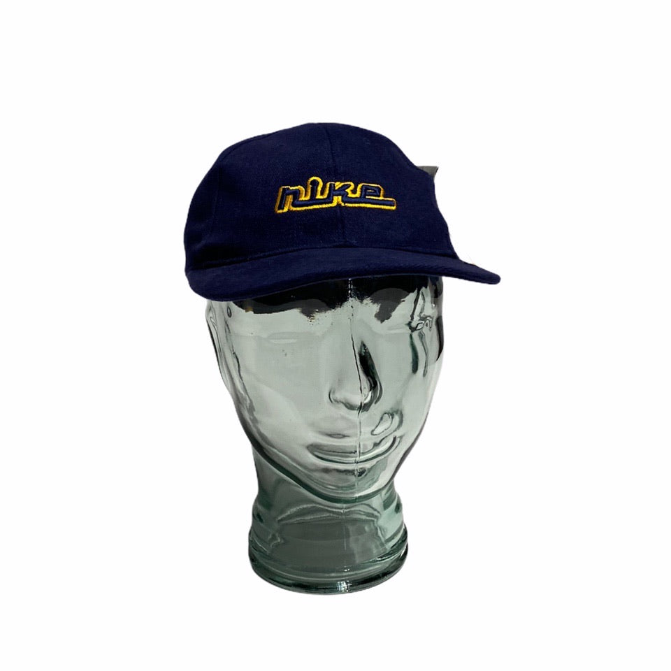 Early 2000s Nike Cap In Blue